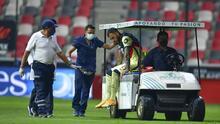 """Solari lamenta lesión de Aguilera: """"Ha tenido un torneo fantástico"""""""