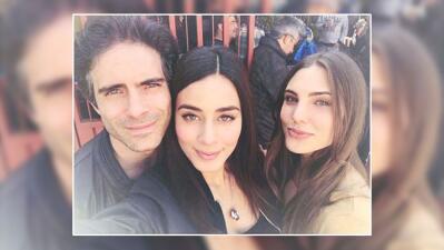 Con esta foto, Esmeralda Pimentel reaviva las sospechas de un romance con Osvaldo Benavides