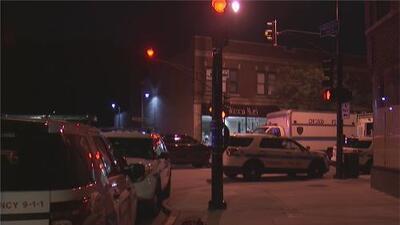 Detienen a un hombre que se atrincheró dentro de un hotel en el vecindario de Lakeview