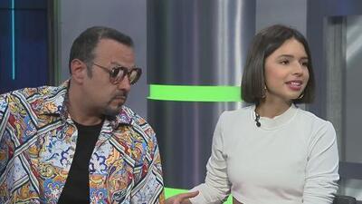 Ángela Aguilar cuenta cuál es el reto más grande que enfrenta al trabajar junto a su papá Pepe Aguilar