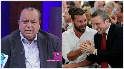 "Jorge Raschke: ""Ricky Martin tiene plata, que lo haga él"""