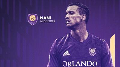 Oficial: Nani es el nuevo Jugador Franquicia de Orlando City