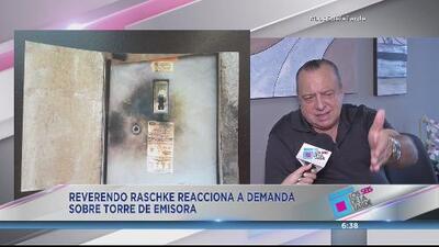 Jorge Raschke alega atentados en su contra