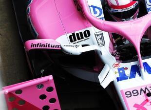 Con Pemex como nuevo patrocinador, 'Checo' y Force India revelaron el nuevo monoplaza