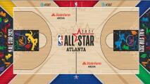 LeBron y Durant definen equipos para el All Stars NBA