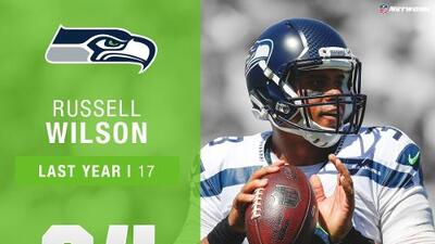 #24: Russell Wilson (QB, Seahawks) | Top 100 Jugadores 2017