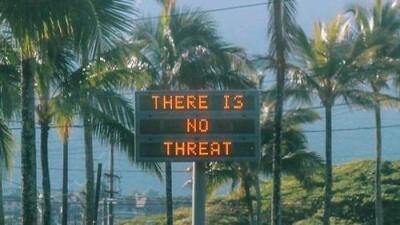 La alerta de misil balístico contra Hawaii fue una falsa alarma: alguien apretó el botón equivocado durante un cambio de turno