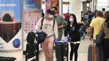 Cientos de estadounidenses abandonan Nicaragua ante el incremento exponencial de casos de coronavirus