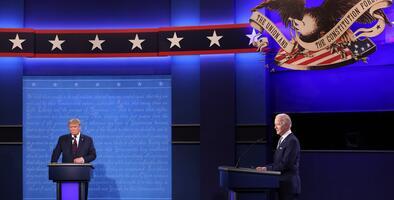 """""""Ni mi hijo de 4 años se porta como el presidente en este debate"""": legisladora de Arizona"""