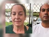 Arrestan a pareja que viajó en un avión de United Airlines a pesar de dar positivo por coronavirus