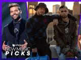 Uforia #NewMusicPicks: ¡La música nueva sigue sorprendiéndonos!