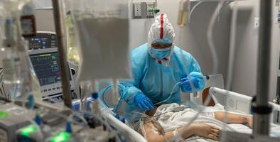 Hospitales del condado de Santa Clara llegan a su máxima capacidad; quedan 31 camas en cuidados intensivos