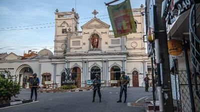ISIS reclama la autoría de los atentados en Sri Lanka, pero no presenta ninguna evidencia
