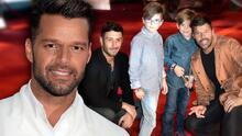Ricky Martin quiere más hijos y dice que tiene embriones congelados