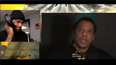 Jay-Z, Drake and Kevin Hart congratulate Lebron James 30K-point milestone