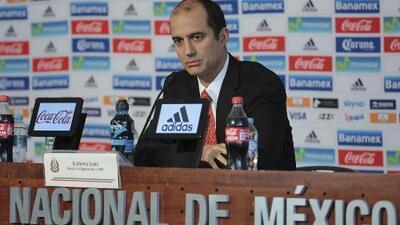 Para 'Paco' Villa los días de Guillermo Cantú están contados como director general de las Selecciones Nacionales
