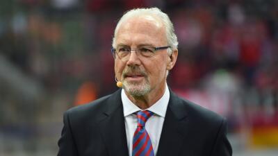 "Beckenbauer admite ""un error"" pero asegura que no se compraron votos en el Mundial 2006"