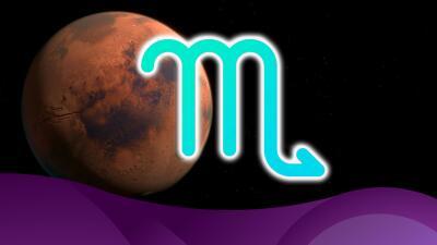 Marte entra en Escorpión y las pasiones se desbordan