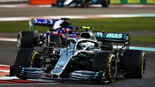 Lewis Hamilton cerró el año con victoria en Abu Dhabi