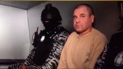 Exclusiva: 'El Chapo' planeaba una tercera fuga en México, dice excomisionado de Seguridad mexicano