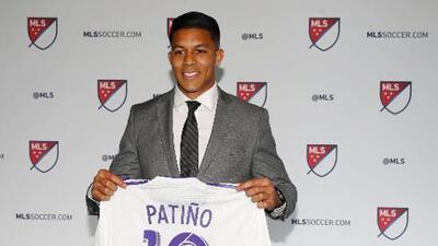 """Colombiano Santiago Patiño se queda en casa: """"Orlando City siempre tuvo confianza en mí"""""""