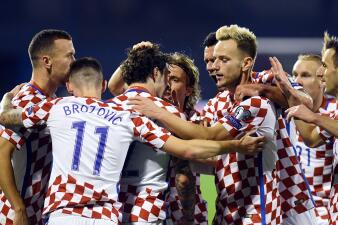 Croacia: los 23 convocados de la lista para el Mundial Rusia 2018