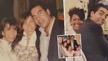 Madrastra de Frida Sofía desmiente declaraciones de Alejandra Guzmán mostrando fotos familiares