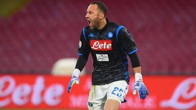A la espera del Chucky, Napoli compra definitivamente a David Ospina