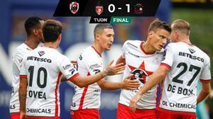 Mexicano Govea pone asistencia y su equipo triunfa en liga de Bélgica