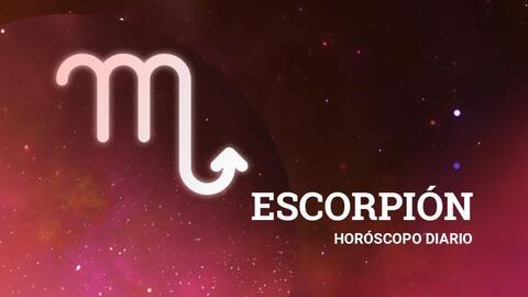 Horóscopos de Mizada | Escorpión 3 de enero