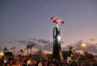 Día de Muertos, tradición muy mexicana