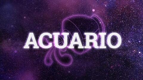 Acuario en el mes de Acuario