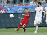 La estrella italiana Sebastián Giovinco vuelve a brillar con Toronto y aplaude a su equipo en victoria sobre Montreal