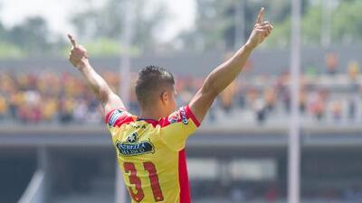 Morelia marca en Ciudad Universitaria el gol más rápido de su historia