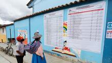 Los resultados oficiales de las elecciones presidenciales en Perú se conocerán en una semana