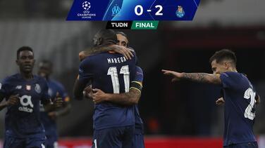 Con Tecatito, Porto logra triunfo valioso en casa del Marsella