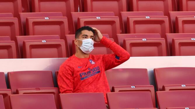 Luis Suárez no jugará el fin de semana
