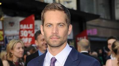 Paul Walker tendrá un funeral privado