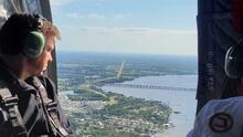 "Florida trata de prevenir ""inundación catastrófica"" ante posible colapso de la planta Piney Point"