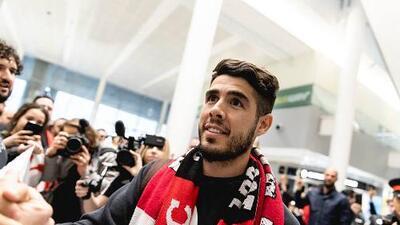 Furia española para la fuerza escarlata de MLS: Alejandro Pozuelo ya está en Toronto