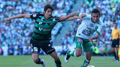 Cómo ver León vs. Santos Laguna en vivo, por la Liga MX 28 de Agosto 2019