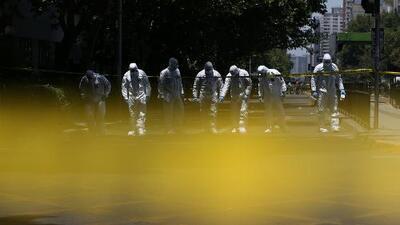 Una explosión en parada de bus deja al menos cinco heridos en Chile