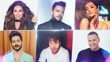 Camilo, Prince Royce y Víctor Manuelle serán presentadores de Latin GRAMMY Celebra Ellas y su Música