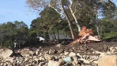 Al menos 17 personas han perdido la vida en Montecito, California, a causa de los deslaves