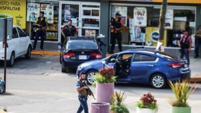 El arsenal militar del cartel de Sinaloa: México y EEUU acuerdan reforzar la frontera para evitar el tráfico de armas