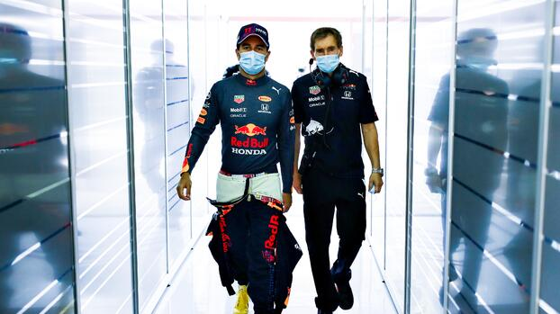 Sergio Pérez saldrá segundo en el Gran Premio de Emilia Romaña