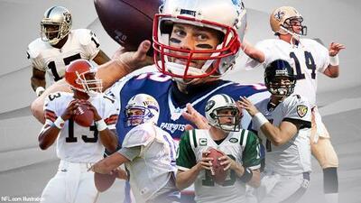 Tom Brady se puso emocional al recordar el día que fue elegido #199 en el Draft