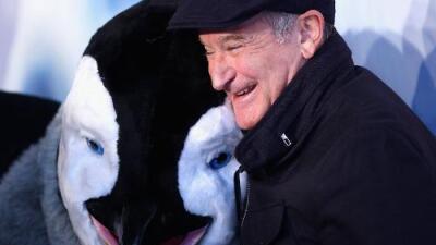 12 citas inspiradoras que nos dejó Robin Williams