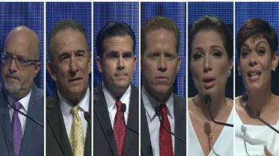 Candidatos a la Gobernación respondieron a preguntas de tema libre en el debate #Convenceme