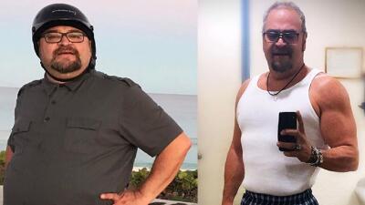 Perdió peso y comenzó un nuevo estilo de vida: Lalo Manzano y su sorprendente cambio
